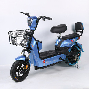 2020 Newest 350W  Bike Long Range 55KM Electric Bicycle 14 inches