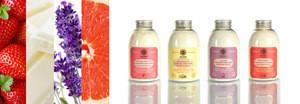 250g Bath Milk White Chocolate natural Powder Skin Powder Smoothing Nourishing 100% Handmade