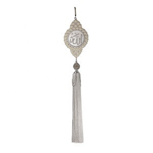 Attractive style contemporary window polyester curtain tassel fringe trimming