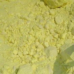 Available Granular Sulphur 99 Sulphur Lumps Sulphur Powder Bright yellow