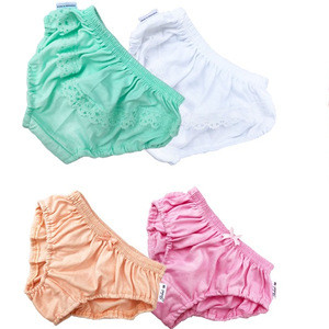 Baby Girl Cotton Underwear