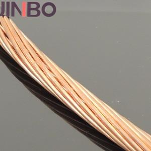 Bare Copper Ground Wire Cheap Strand Electric Wires