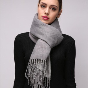 BEAUFLY Cheap Spring Summer Autumn Hot Classic Elegant Plain Soft Boutique Women Hijab Wraps Shawls Viscose Fabric Solid Scarf