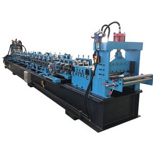 C Z Purlin Roll Forming Building Material Machinery