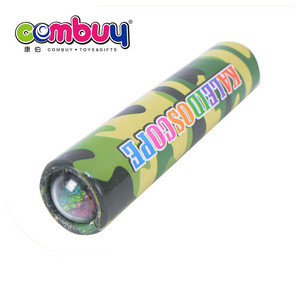 Cheap promotional plastic kids play toy mini kaleidoscope