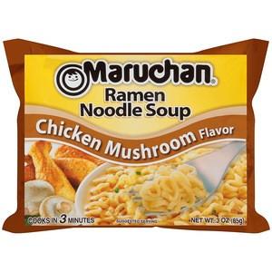 China Maruchan Ramen Noodle Chicken & Mushroom 3oz