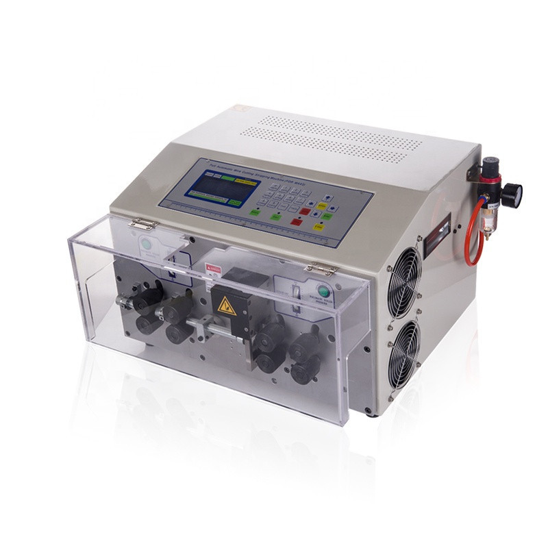EW-07A Electronic wire stripping machine copper wire cable peeling machine wire cable stripper