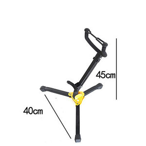 Foldable Portable Saxophone Stand sax Stand Tenor Alto Saxophone Stand Music Instrument