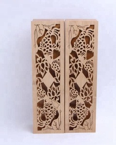 Hot wholesale bamboo custom tool packaging mooncake storage box