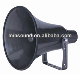 HS-16K 40W Alum Consitant Voltage Outdoor Horn Promotion amp Speaker
