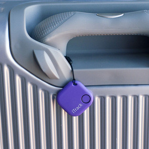 Itrack anti-lost alarm smart tracker product mini size bluetooth wireless smart key finder long battery life key wallet finder