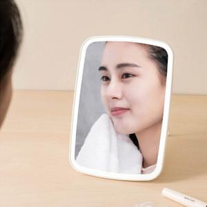 New Original Xiaomi Mijia Intelligent portable makeup mirror desktop led light portable folding light mirror