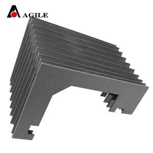 Nylon protective cloth guide rail protective organ bellow cover shield