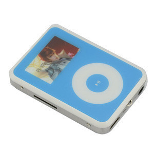 Promotion cheap Mini MP3 player with loudspeaker and TF Card songs download free music players