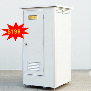 Public cheap mobile toilet low cost portable chemical toilet for construction site