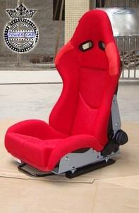 Real Carbon Fiber Car Racing Seat Adjustable Racing Seat