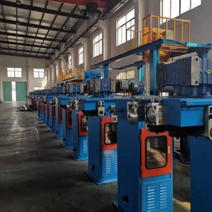 Shanghai SWAN NEW Design 5000t upcasting machine for copper rod/tube production