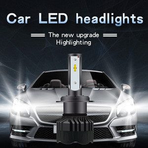 T6 mini car led headlight auto lighting system CANBUS proof motorcycle light led waterproof auto lamp headlamp bulbs