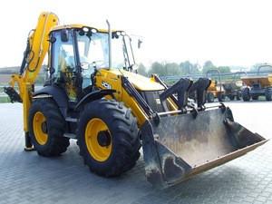 Used japan jcb 4cx 3cx backhoe loader for sale