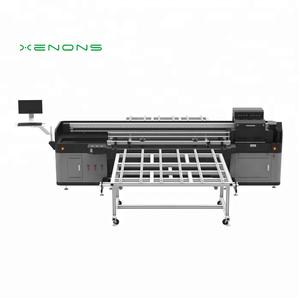 Uv digital inkjet printer for corrugated box