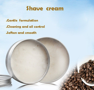 Wholesale Professional Selling Organic Smooth Private Label Mens Shaving Cream