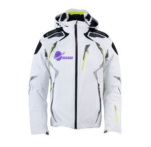 Winter high quality soft shell ski jacket snowboarding design your own ski jacket wholesale ski jacket womens waterproof