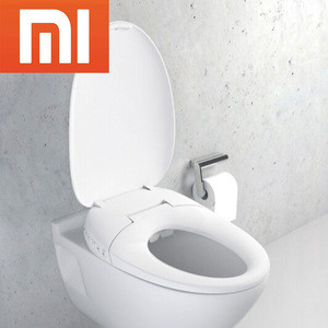 Xiaomi Whale Spout Smart Toilet Seat Lid Cover Pro intelligent Water Heated Filter Electronic Heated Bidet Spray Closestool