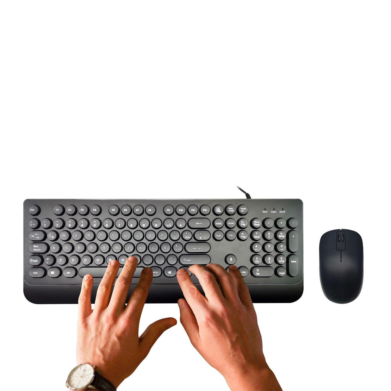 Wired keyboard, office keyboard, gaming keyboard