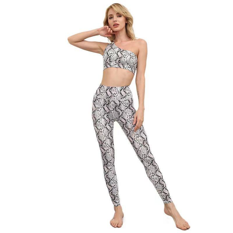 Hot sale Gym fitness animal snack yoga pants