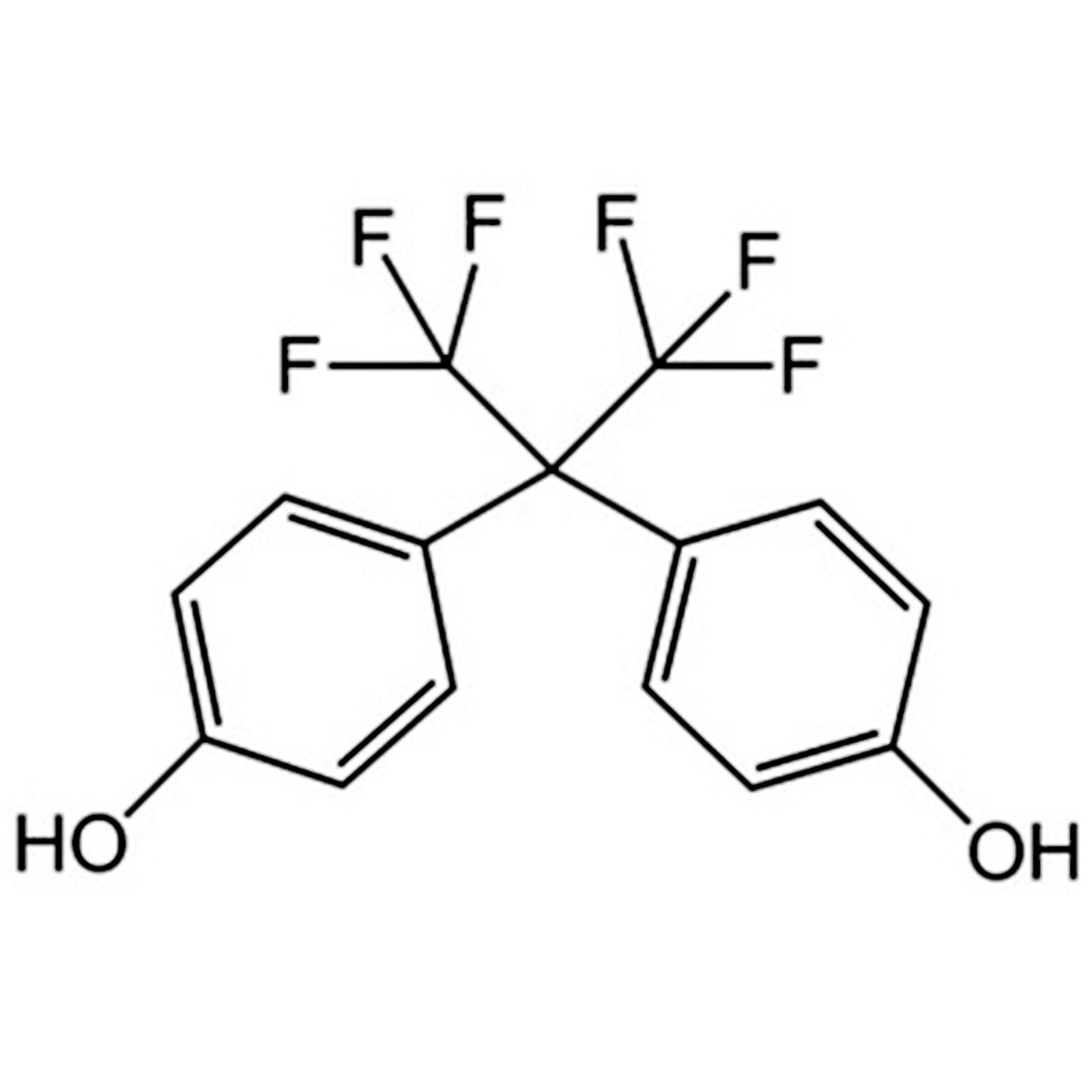 BPAF, Hexafluorobisphenol A (Cas No. 1478-61-1)