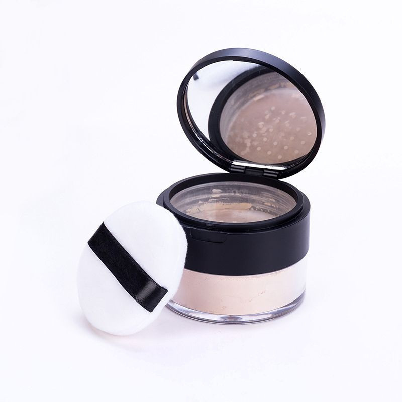 Four dispersion powder base powder cosmetics manufacturers   cosmetics OEM lasting oil control waterproof cover powder cosmetics processing factory
