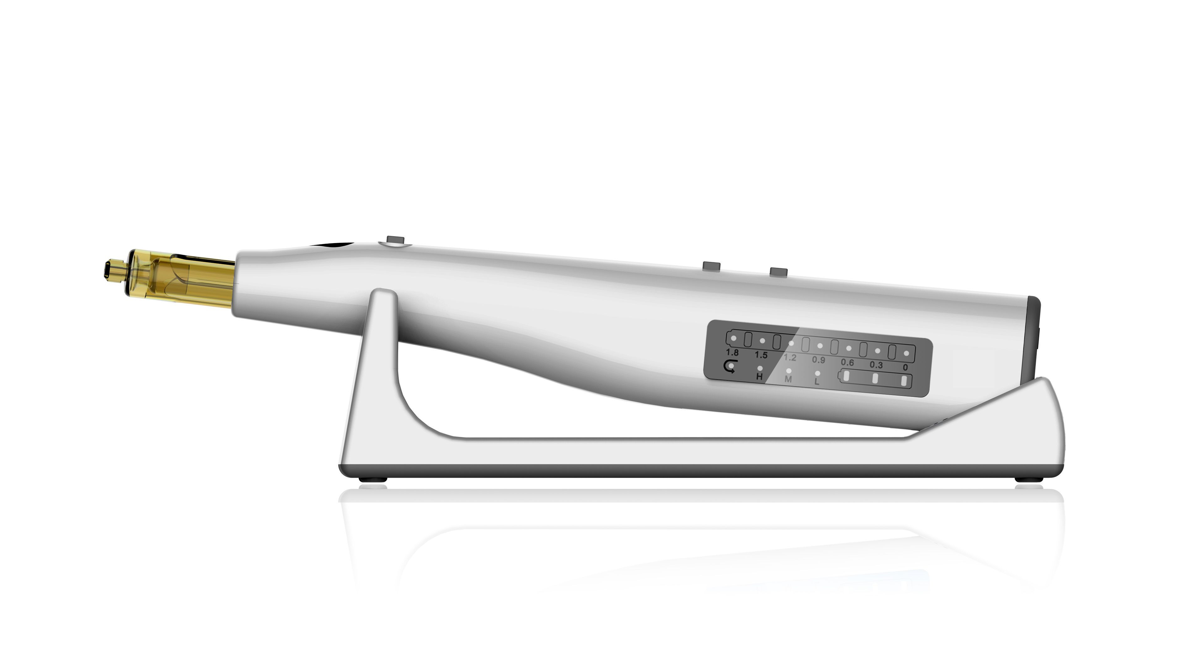 Painless oral dental local anesthesia delivery system