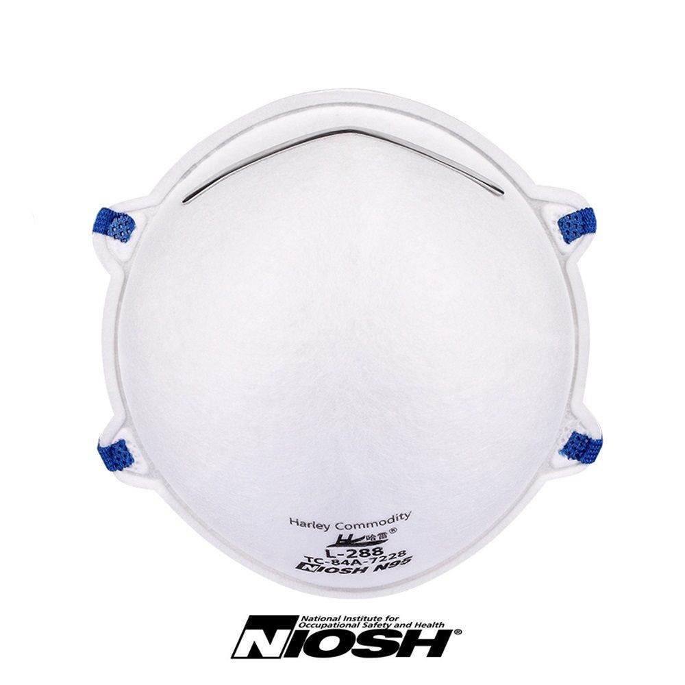 Good Quality NIOSH Approval Anti Air Protective N95 Nose Pollution Mask