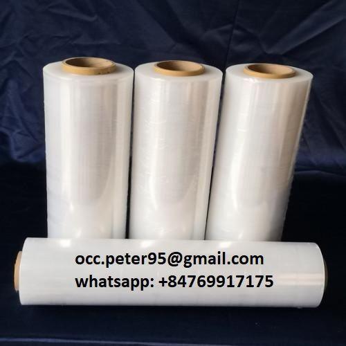 LLDPE stretch film ( 1.4 usd / kg - free sample)