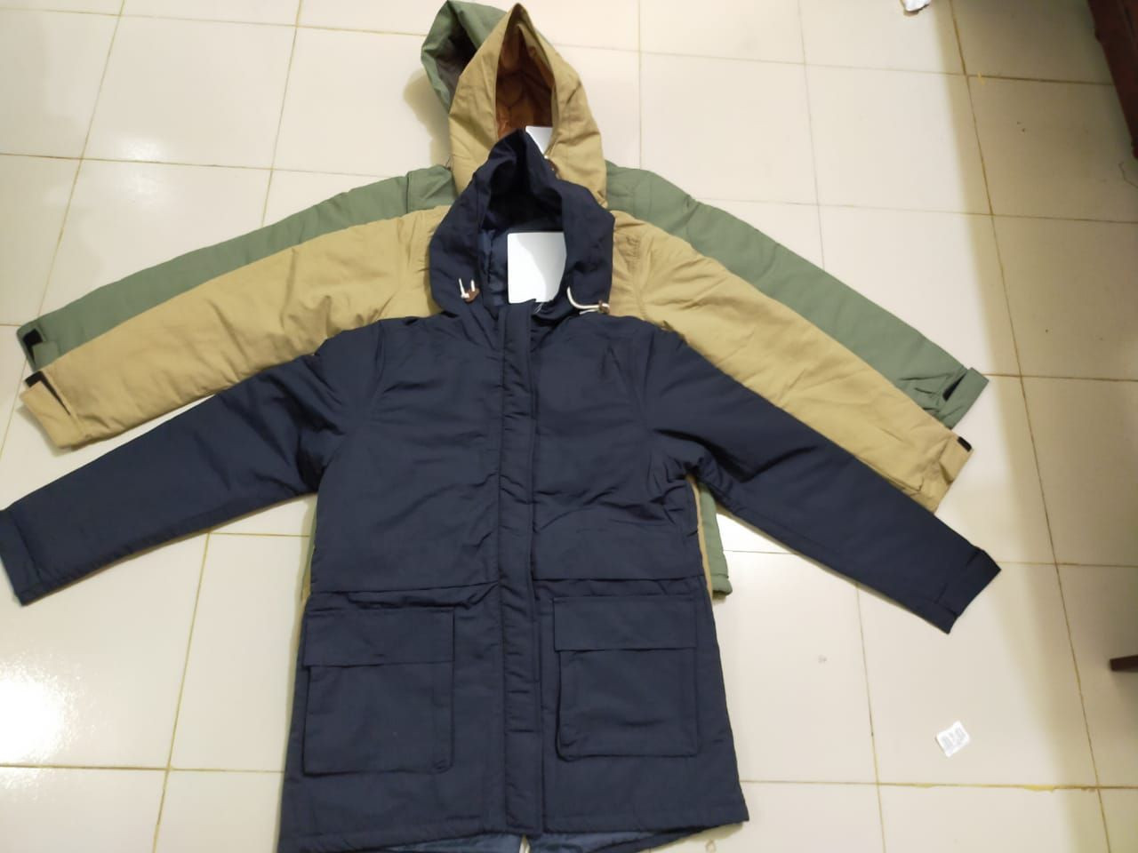Mens/Womens winter jackets