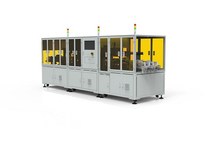 Automatic Ceramic Substrate DCB Defect Inspection Equipment AOI machine