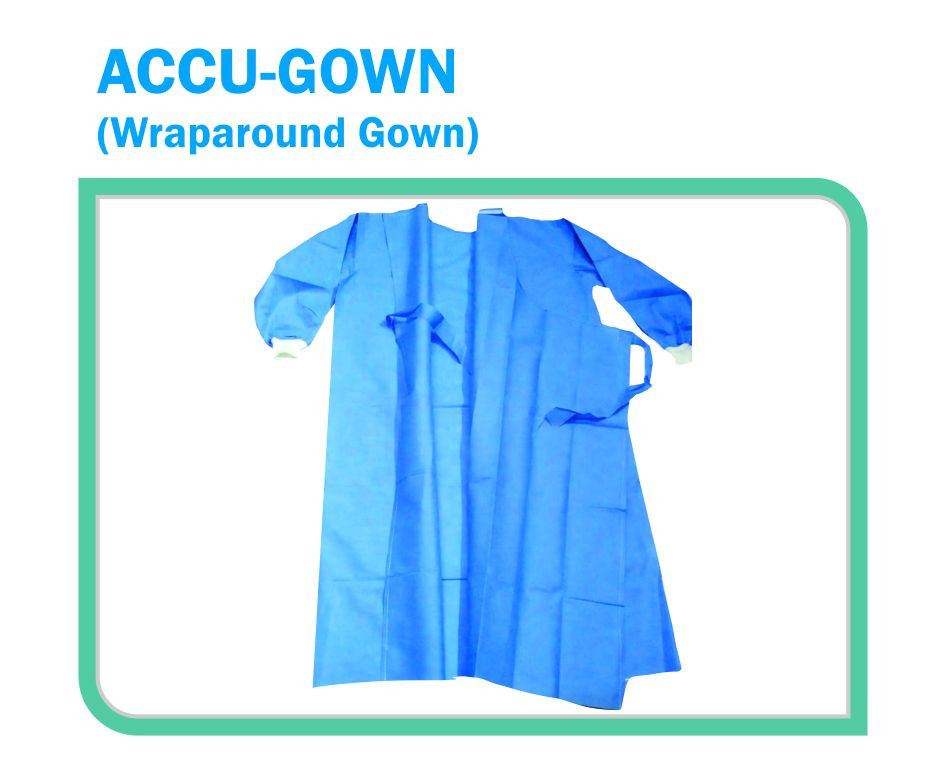 Isolation and Surgeon Gown