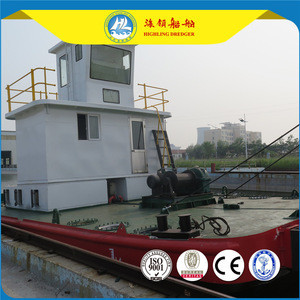 2017 Low Price of Multi-function Service Work Boat for Dredger