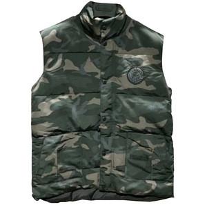 2018 Top CN brand Luxury waterproof shell fabric Down Vest for women