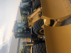 2020 Hot Sale DL210KN Wheel Bulldozer With Lower Price