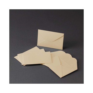 "3.5"" x 2"" Landscape Gift Enclosure Paper Envelopes"