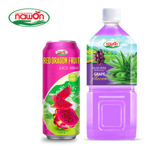 500ml NAWON Canned Red Dragon Fruit Juice Concentrate