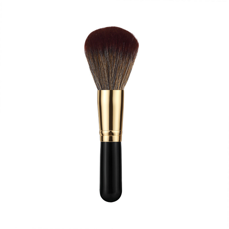6PCS Cosmetic Makeup Brush Set with Synthetic Hair for Travelling