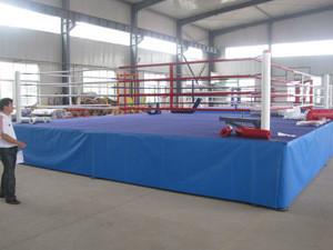 7.8m*7.8m/6m*6m /5m*5m training boxing ring