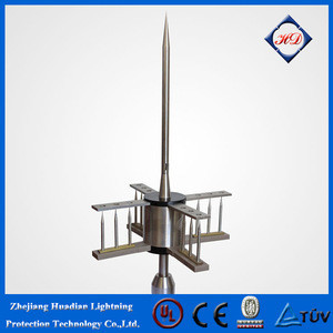 Advance Pre-Discharge Lightning Rod