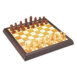 Children Classic Educational Multiplayer Family Wooden Chess Boardgame Board Games For Kids