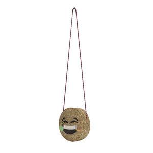 Children Crossbody  Cool Gold Sequins  Fringe  Bow Messenger Bags Handmade Coin Purse glitter Bag For Kids Girls