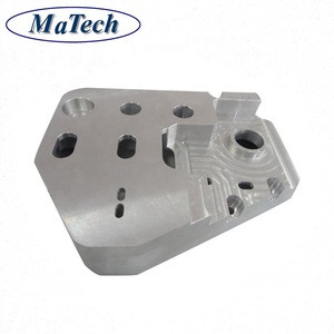China Manufacturer Custom CNC Billet Aluminum Machined Parts