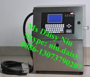 Commerical yoghourt date coding machine/milk date printer/dairy product date printing machine