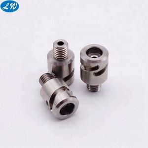 Custom CNC micro precision turning auto component parts